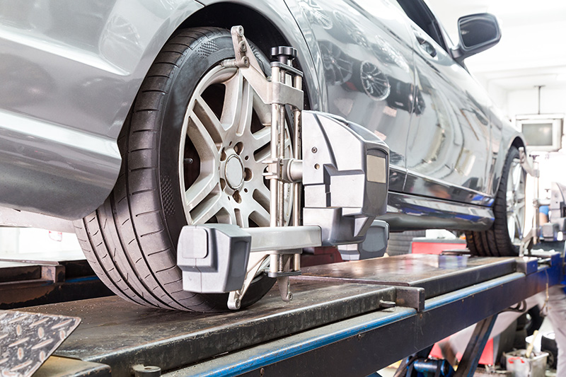 St. Paul Wheel Alignment Service