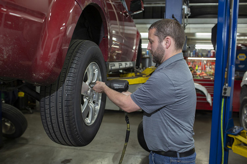 St. Paul Tire Rotation Service